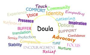 doula-word-map