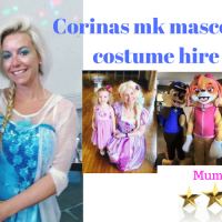 The best #Party Entertainment company in #MiltonKeynes and Corina is the best @ #PayItForward #Charity #Awareness