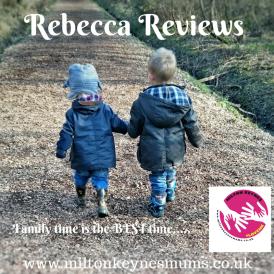 Rebecca Reviews