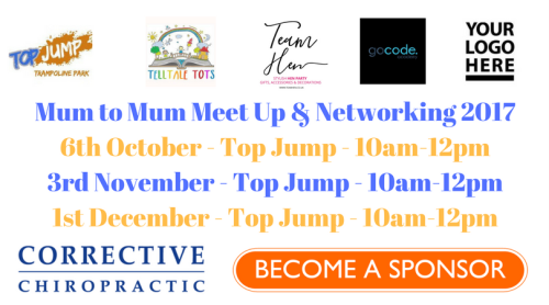 Mum to Mum Meet Up & Networking 2017