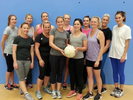Back 2 Netball - Bletchley