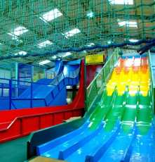 Slides-in-Shaggys-PlayWorld-at-Mead-Open-Farm