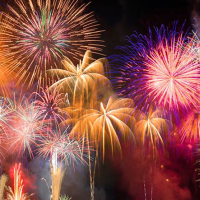 2017 #Bonfire and #Fireworks Displays and, in and around MK