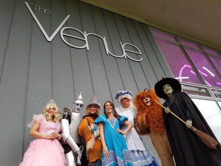 Panto at The Venue 1