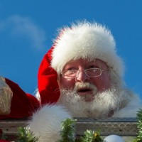 Christmas Time...Top Recommended Places to Visit Santa