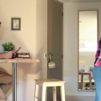She Never Sits Down... gender imbalance in the home, especially when both partners work