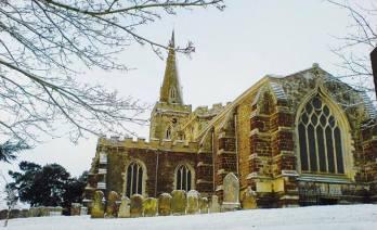 St Mary's, Finedon