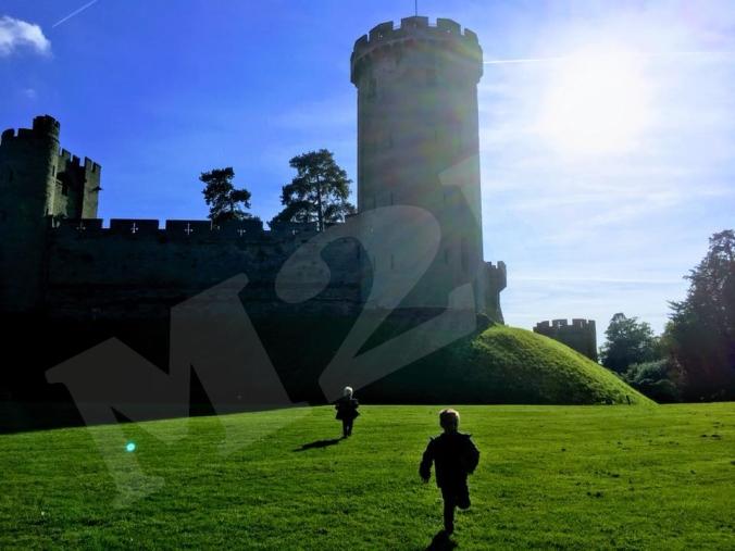 Warwick Castle watermark 1