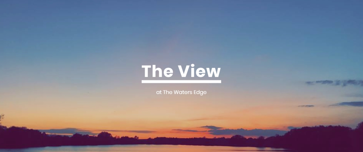 Come and see The View at the Water's Edge #wedding #event #party #nightout #brunch